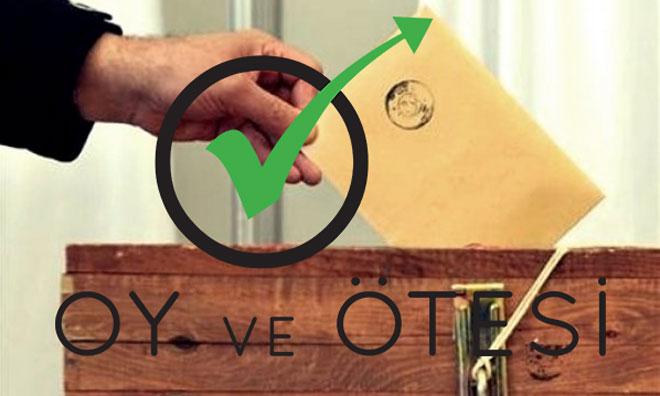 2 Bin 397 Sandıkta Seçmenden Fazla Oy Çıktı