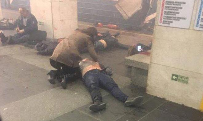 Rusya'da Terör!