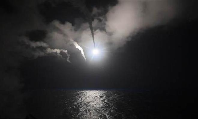 ABD'nin Suriye'yi Vurmasına Dünyadan Tepkiler