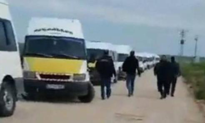 Erdoğan İçin Suriyelileri Taşıdılar