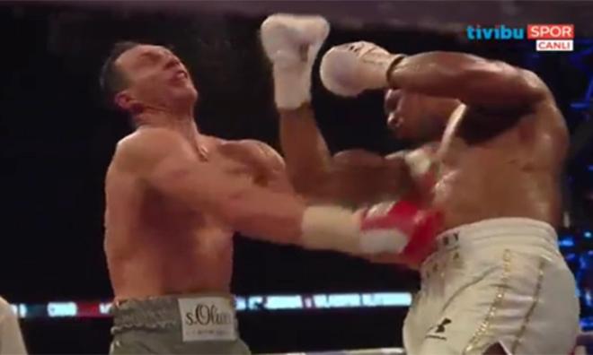 Muhteşem Maç… Yeni Şampiyon Joshua