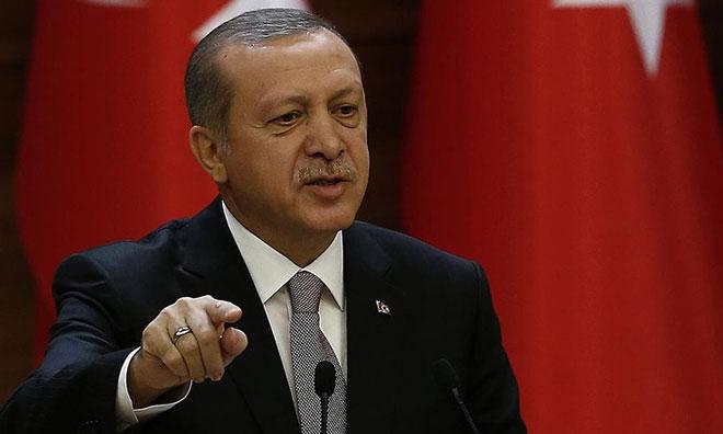 Erdoğan Referandum Kararını Verdi