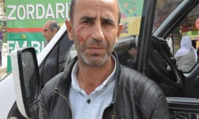 HDP'nin Anons Aracına Saldırı