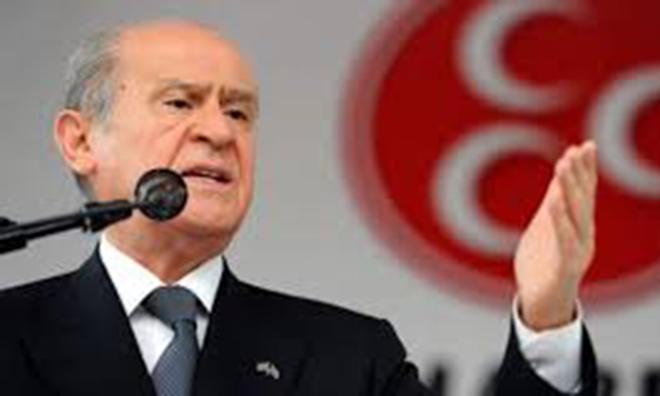 MHP Kurultay İçin AKP'yi Bekliyor