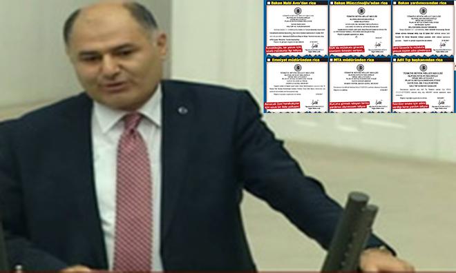 """""""Hamili Kart AKP'lidir, Mülakatta İlgilenin"""""""