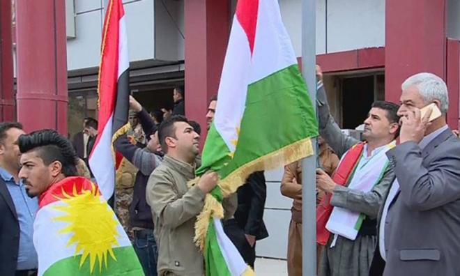 """""""Evet""""çi Barzani'den Bir Darbe Daha"""