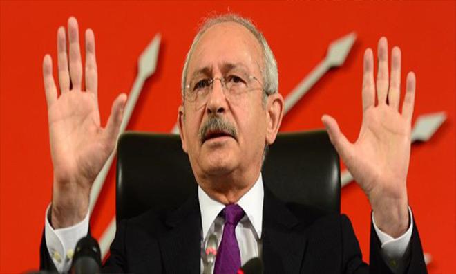Kılıçdaroğlu: Meclis'te Olacağız