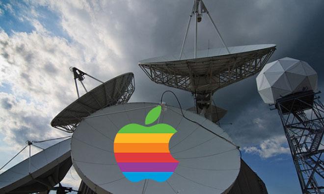 Apple Gözünü Uzaya Dikti
