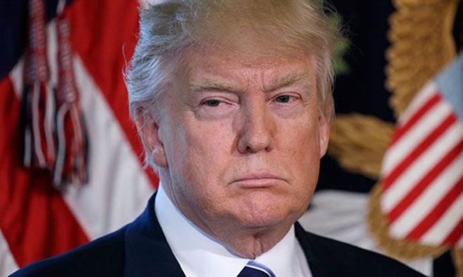 """Trump """"Büyük Felaket"""" Dedi"""