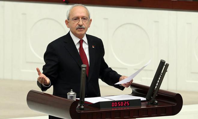 Kılıçdaroğlu: Milli İradeyi Satıyorsunuz!