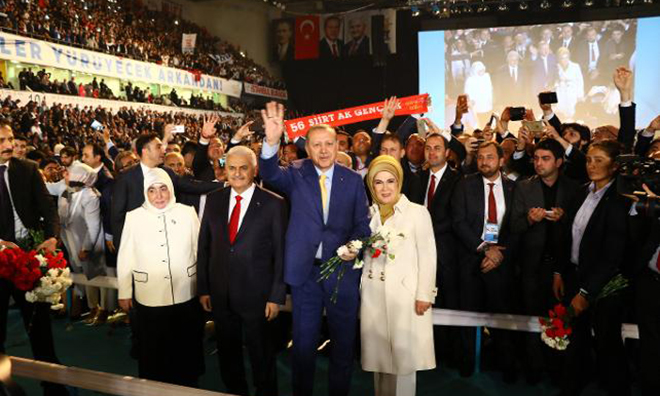 AKP'li Cumhurbaşkanlığı Dönemi!