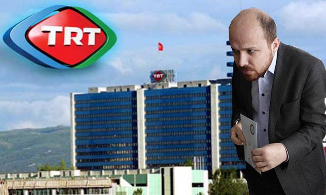 Bilal TRT'ye de El Attı
