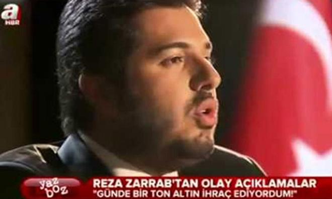 Zarrab'ı ve AKP'yi Zora Sokan Soru
