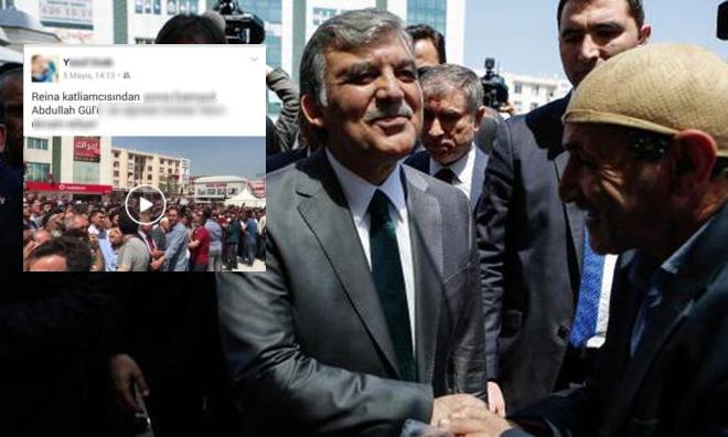 AKP'li Müdür, Reina Katliamcısı, Abdullah Gül