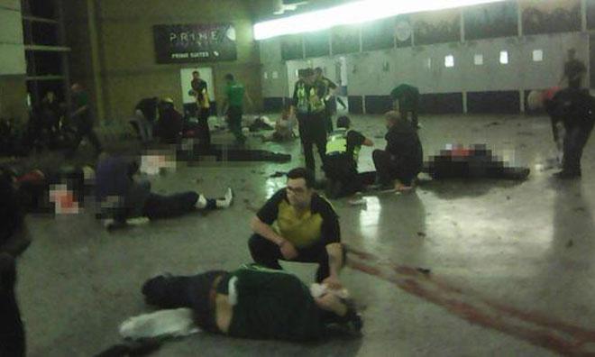 İngiltere'de Terör: 22 Ölü,59 Yaralı