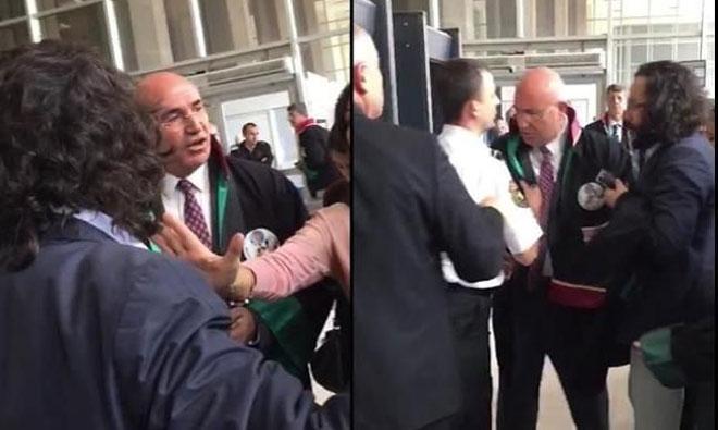 Özel Güvenlik Milletvekiline Saldırdı