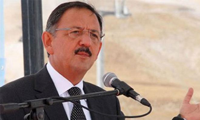 AKP'li Başkan İtirafçı Oldu Bakanın Adını Verdi