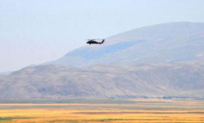 Tendürek'te Çatışma: 2 Şehit, 11 Yaralı