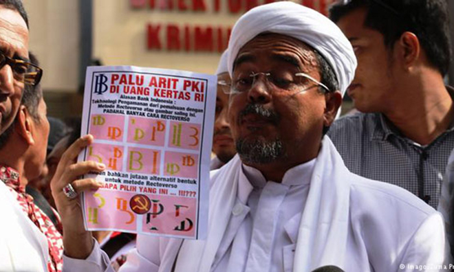 Radikal İslamcı Lidere Porno  Soruşturması