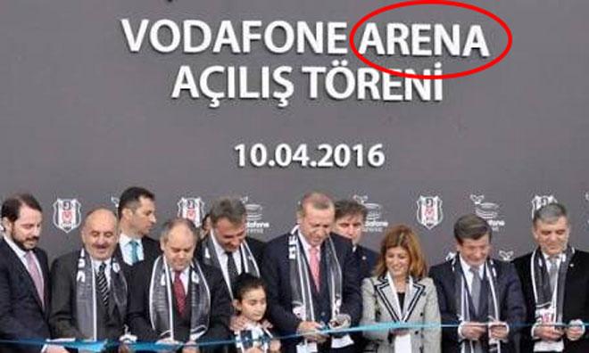 Erdoğan Böyle İstedi !