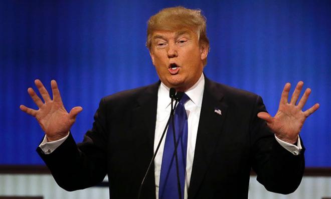 Trump Bu Sefer Çok Zor Durumda