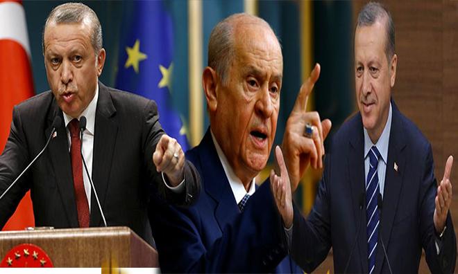 1 Bahçeli 2 Erdoğan