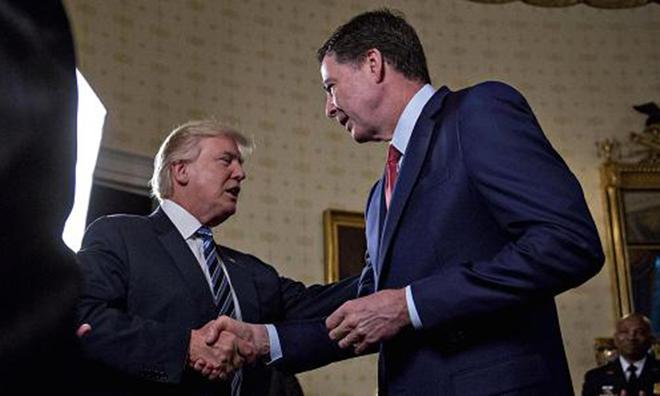 Trump'tan FBI Başkanına TAPE Şantajı