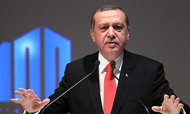 Erdoğan'dan Şaka Gibi Açıklama