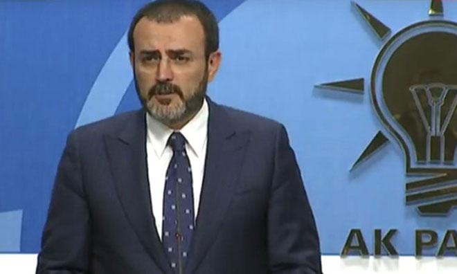 İşte Erdoğan'lı AKP'nin Yeni MYK'sı