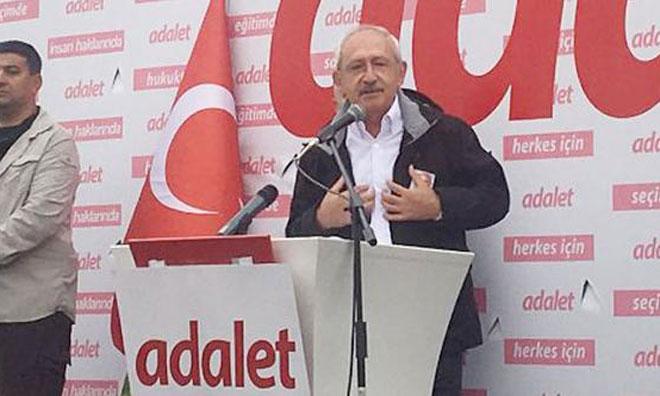 Kılıçdaroğlu'ndan Erdoğan'a...