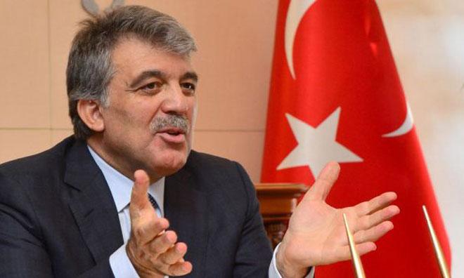 Gül, Erdoğan'ın O açıklamasını Unuttu