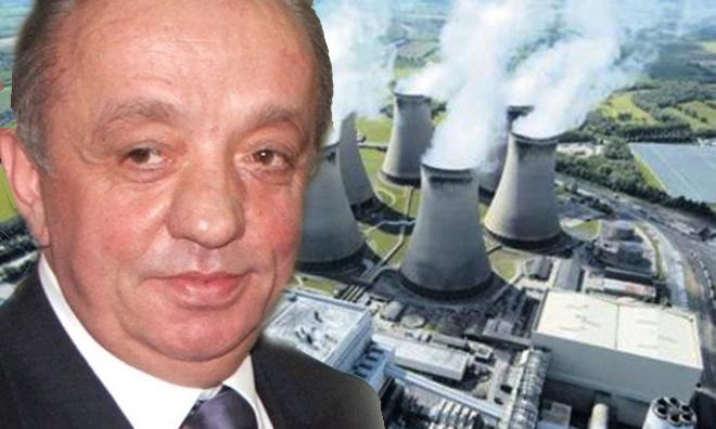 Nükleer Santralden de Küfürbaz Cengiz Çıktı