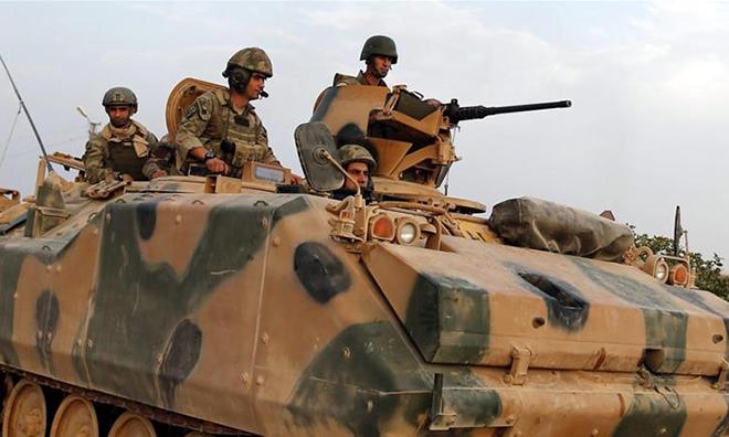 Dünya Ticaret Yapıyor, Türkiye Asker Gönderiyor