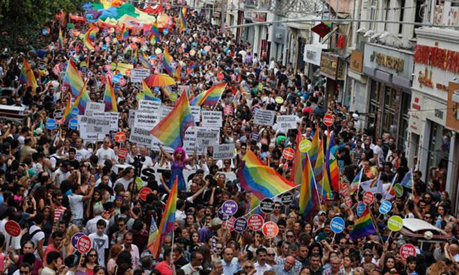 LGBTİ'lere Valilik Yine İzin Vermedi