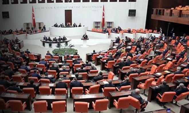 AKP'den Katar Tezkeresi!
