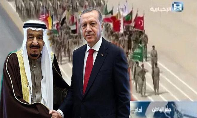 İslam Ordusu Fiyaskosu… Suudlar da Kandırdı