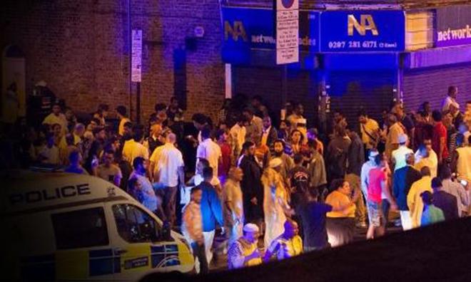 İngiltere'de Terör… Bu Sefer Hedef Müslümanlar