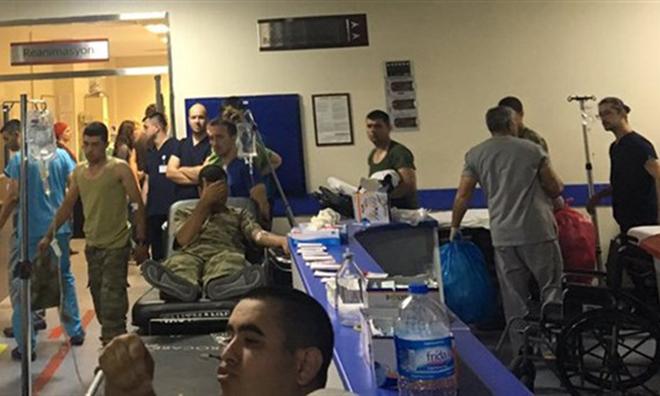 Yemek Soruşturması Askerlere Sıçradı