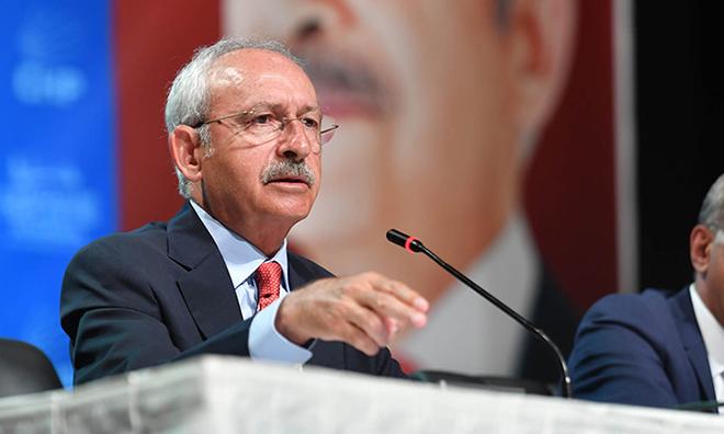 Kılıçdaroğlu'ndan 15 Temmuz ve Erdoğan Talimatı