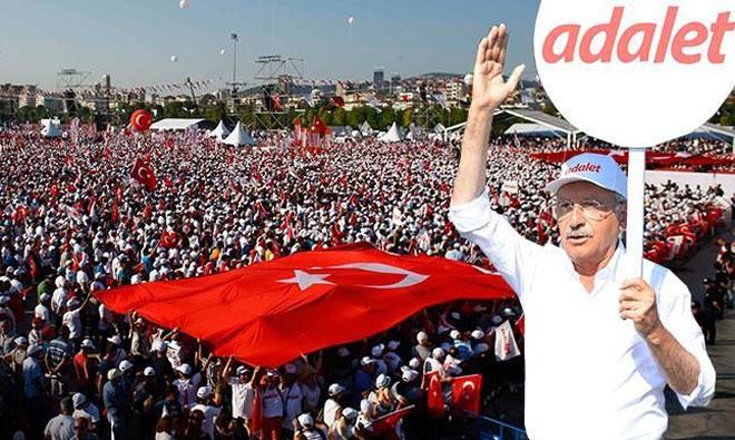 Kılıçdaroğlu'ndan 10 Maddelik Adalet Manifestosu
