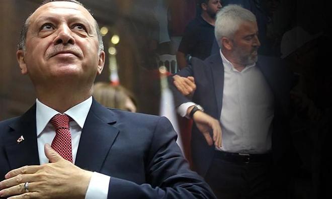 Protokol Rezilliğine Erdoğan Müdahalesi