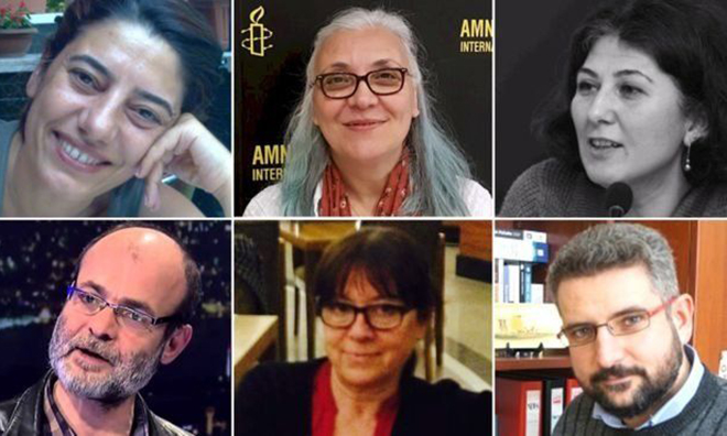 Af Örgütü'nden Erdoğan'a 'Gizli Toplantı' Yanıtı