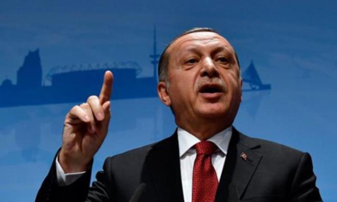 Erdoğan'dan Tarihi İtiraf