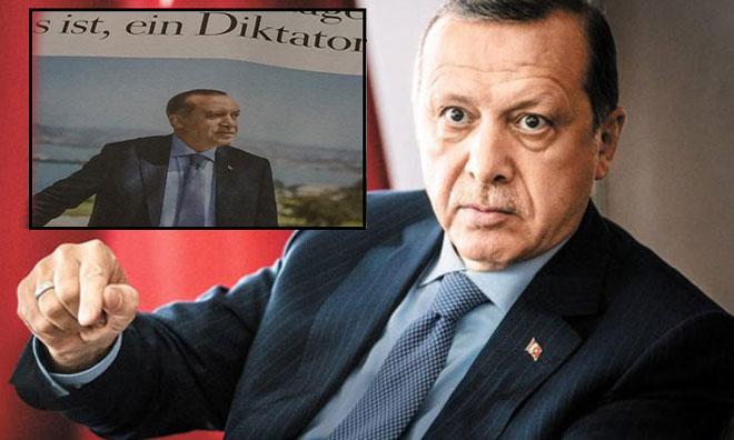 Erdoğan Diktatörün Tarifini Sordu, Alman Gazeteci Anlattı