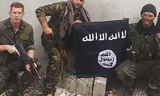 PKK Saflarında IŞİD'e Karşı Savaştığı Ortaya Çıktı