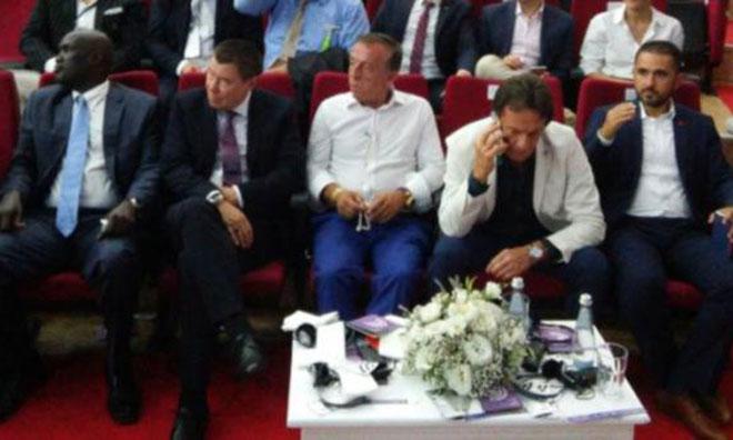 AKP'li Müteahhitler Ön Sırada Vekiller Arkada