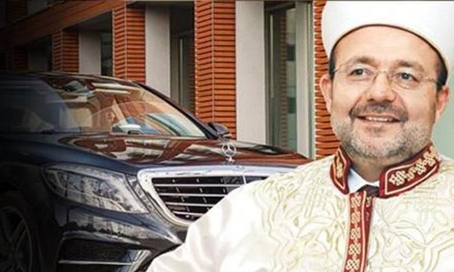 Zırhlı Mercedes'li Din Adamı ve Skandalları