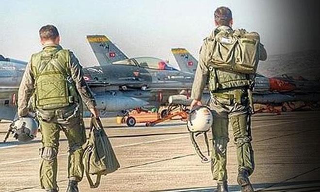 TSK'dan Eski Pilotlara Görev Emri