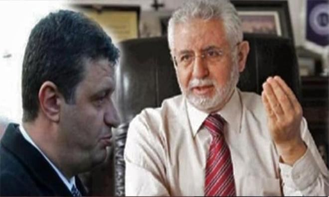 Rektör ve Vakıf Başkanı AKP'yi Paylaşamadı