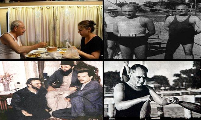 """""""Atatürk'ün Böyle Bir Görüntüsü Var mı?"""""""